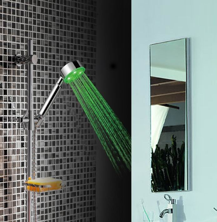 Led hand shower J series