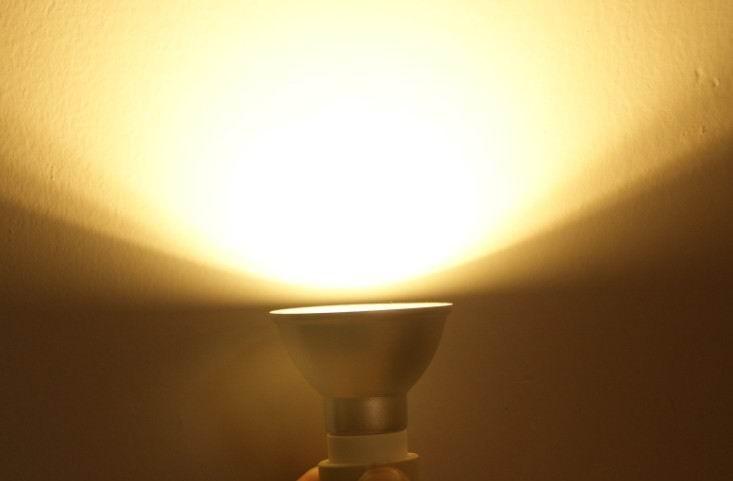 5050SMD Led spotlight GU10